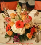 center pieces 174