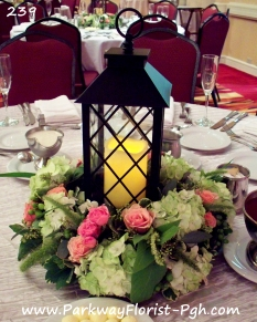 center pieces 239