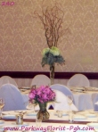 center pieces 240