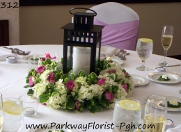 center pieces 312