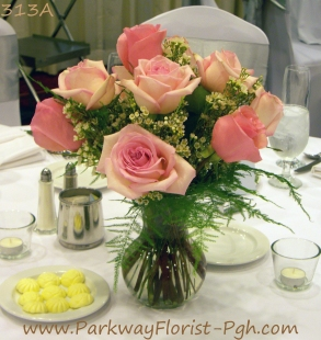 center pieces 313A