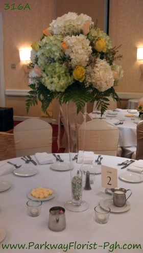 center pieces 316A