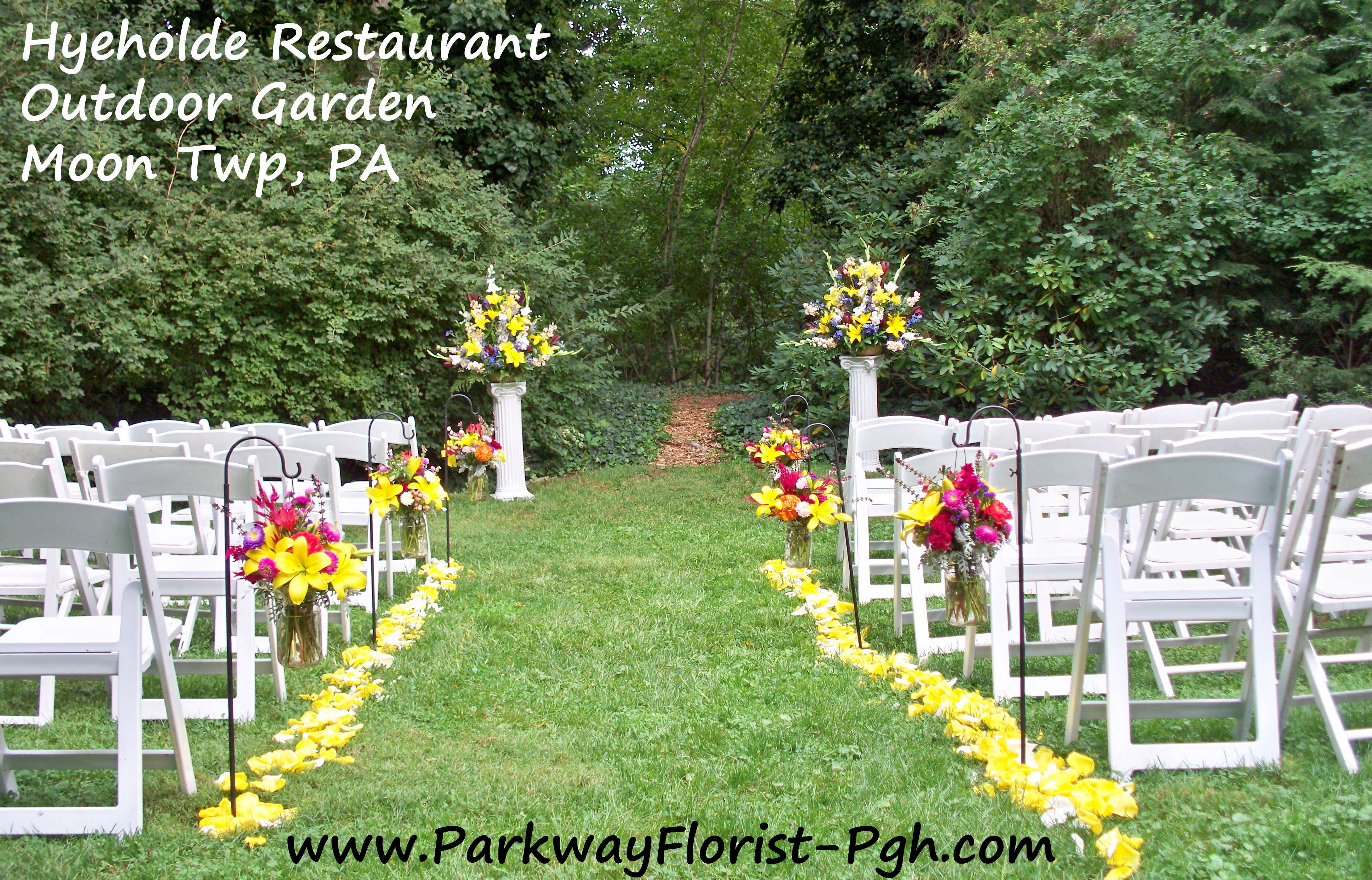hyeholde restaurant outdoor garden 1 parkway florist pittsburgh blog