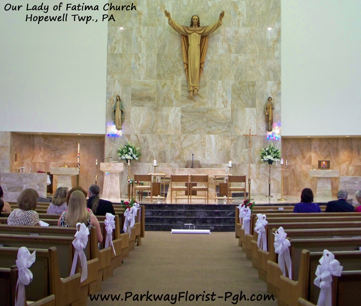 Our Lady of Fatima church – Hopewell Twp, Pa | Parkway