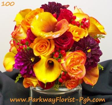 bouquets 100