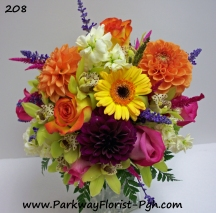 Bouquets 208