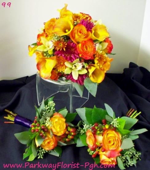 bouquets 99