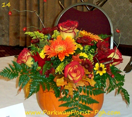 center pieces 14