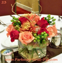center pieces 23