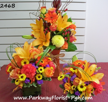 Center Pieces 246B