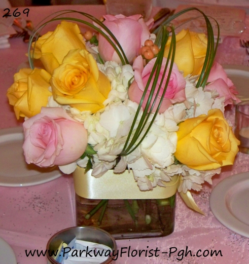 center pieces 269