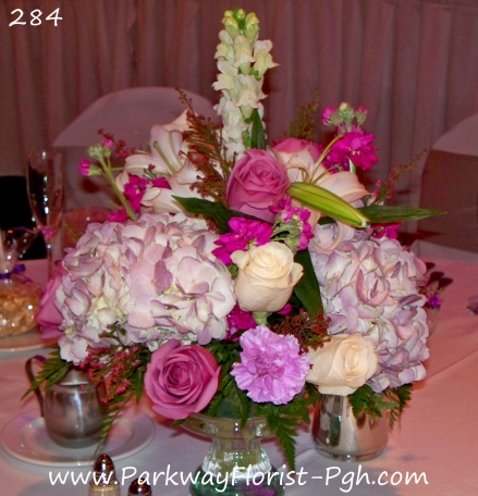 center pieces 284
