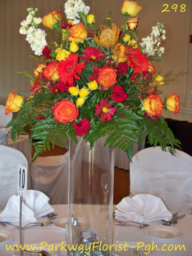 center pieces 298