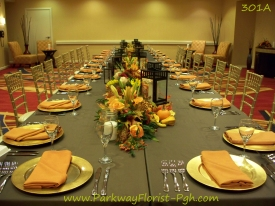 center pieces 301A