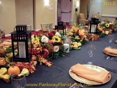 center pieces 301B