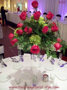 center pieces 302