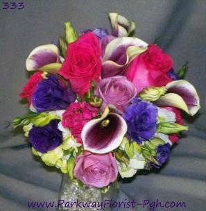 bouquets 333