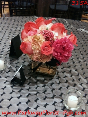 center pieces 315A