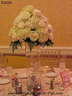 Center pieces 320A