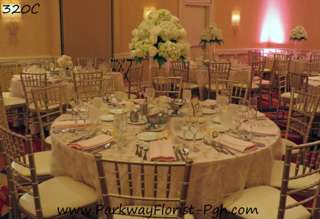 center pieces 320C