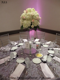 center pieces 321