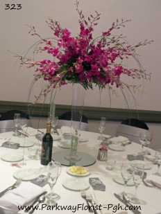 center pieces 323