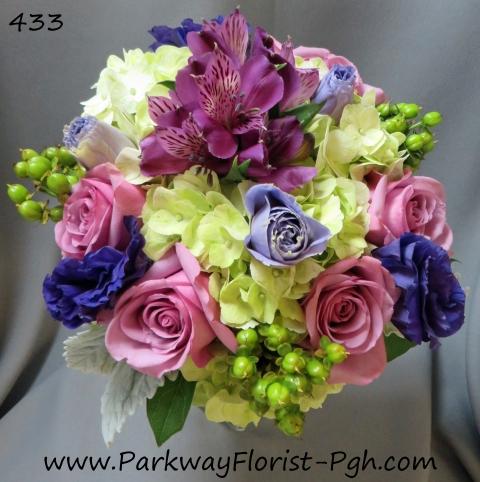 Bouquets 433