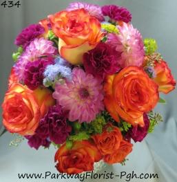 Bouquets 434