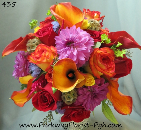 Bouquets 435