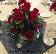center pieces 325