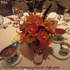 center pieces 326
