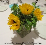 center pieces 332A
