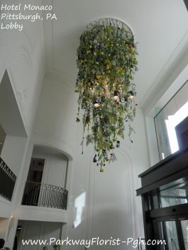 Hotel Monaco Lobby