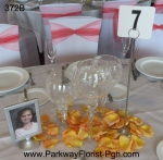 center pieces 372B