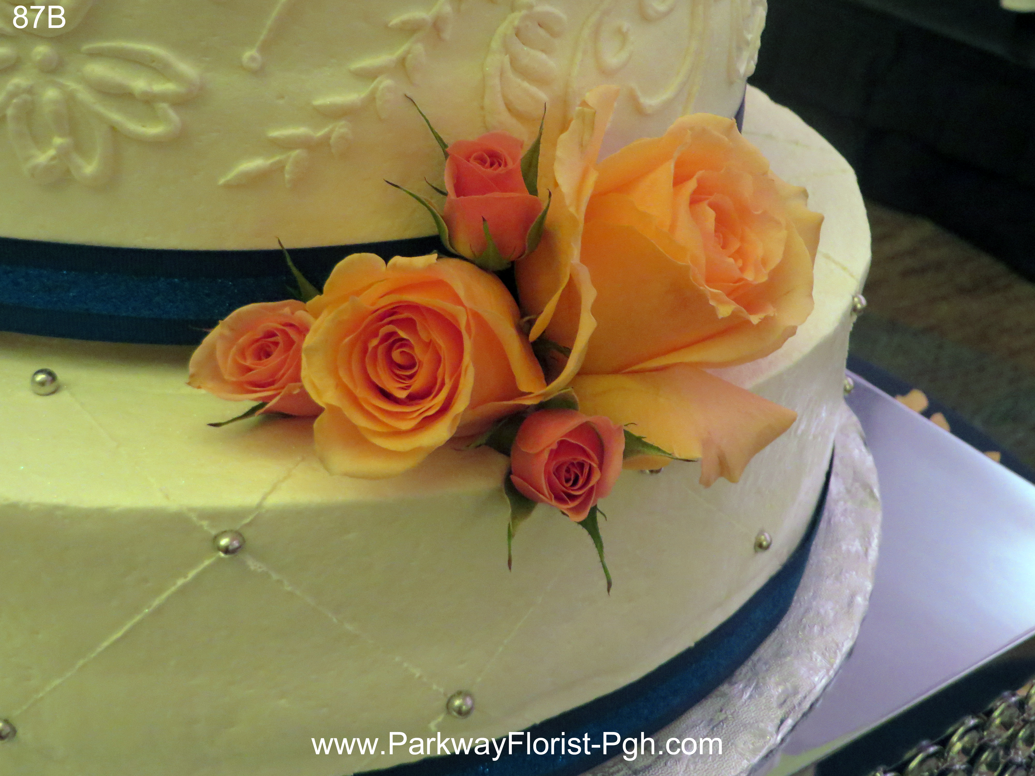 flowers on cakes Parkway Florist Pittsburgh Blog