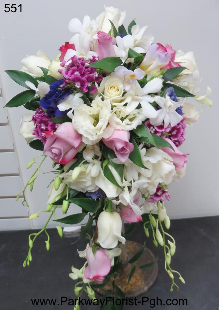 bouquets 551