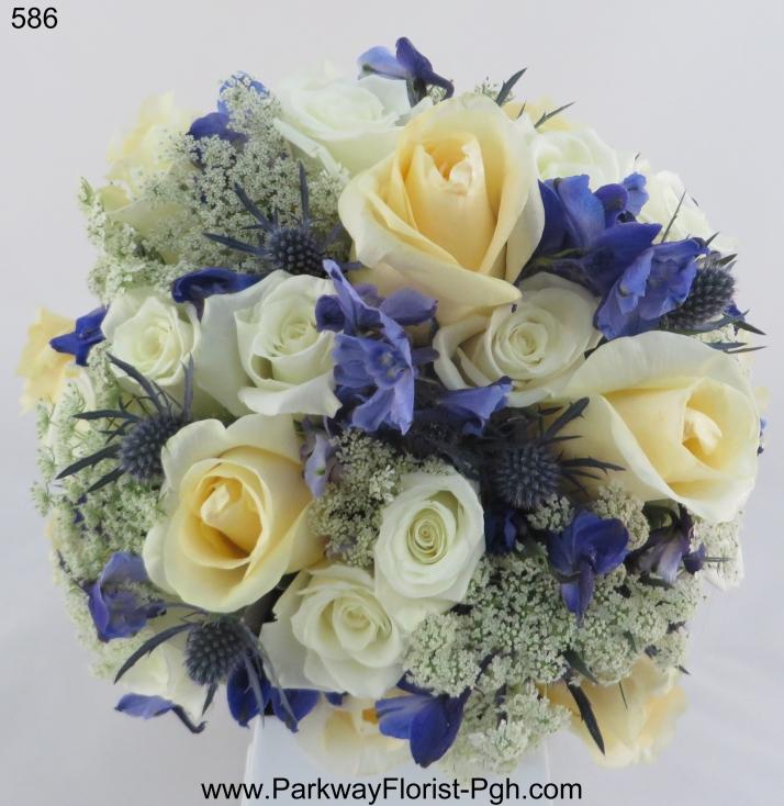 bouquets 586