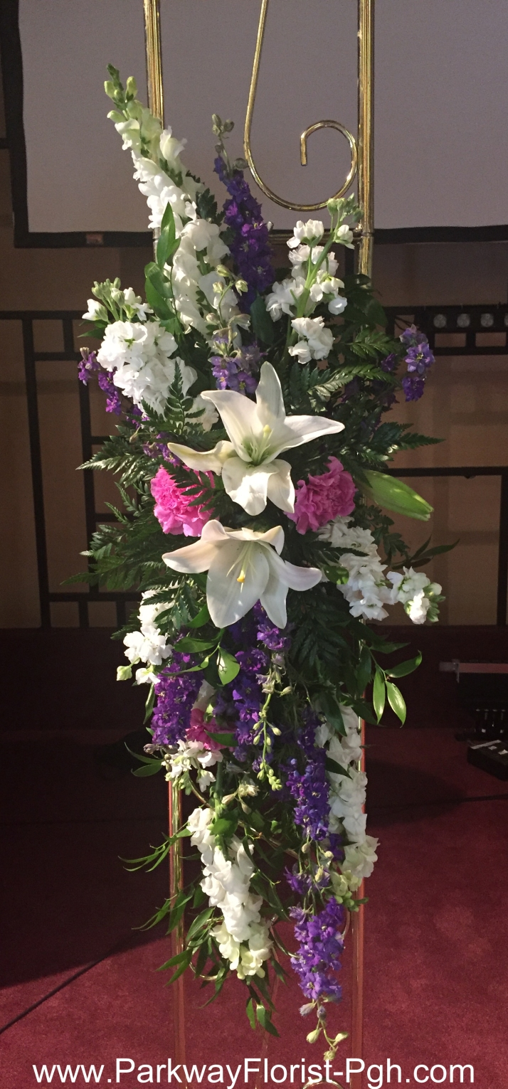 Brass Arch Side