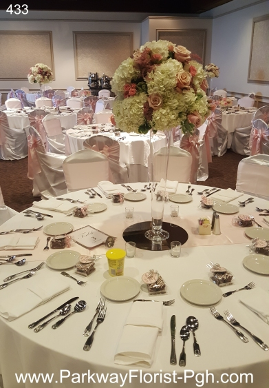 center pieces 433