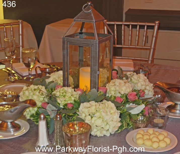 center pieces 436