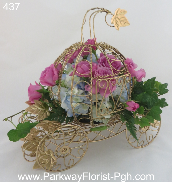 center pieces 437A