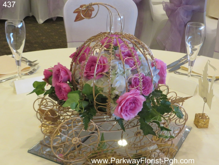 center pieces 437B