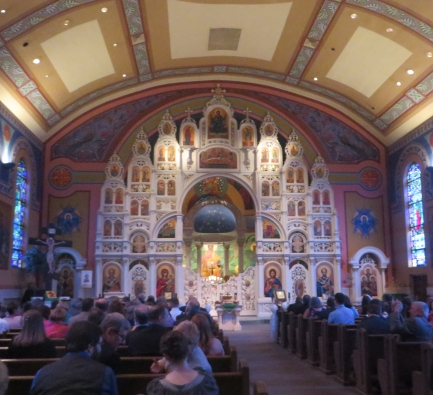 St John Chrysostom Byzantine Catholic Church- Greenfield Pa