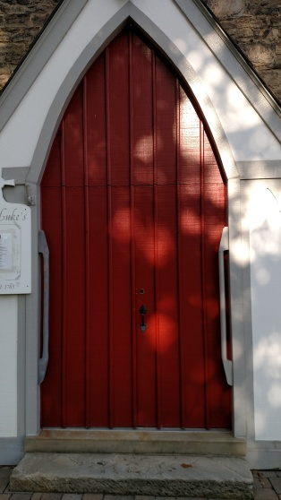 old-st-lukes-church-door