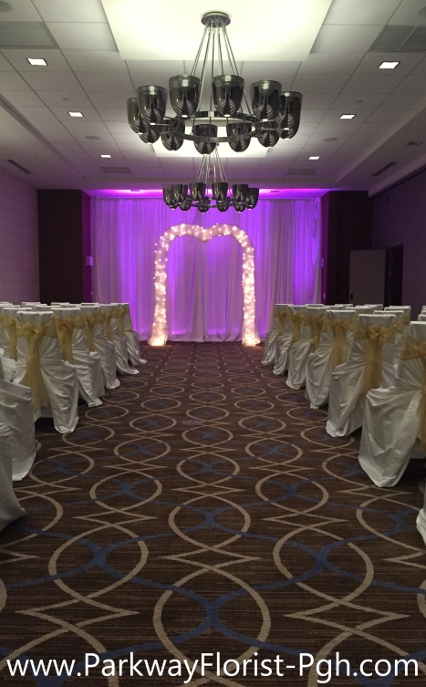sheraton-indoor-ceremony-brass-arch