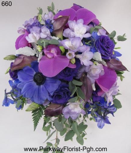 bouquets 660