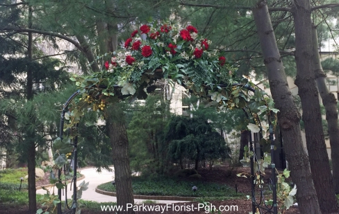 Arch Flowers 2017-04-15