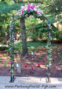Archway Flowers 3