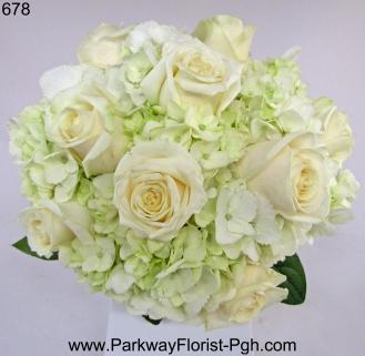 bouquets 678