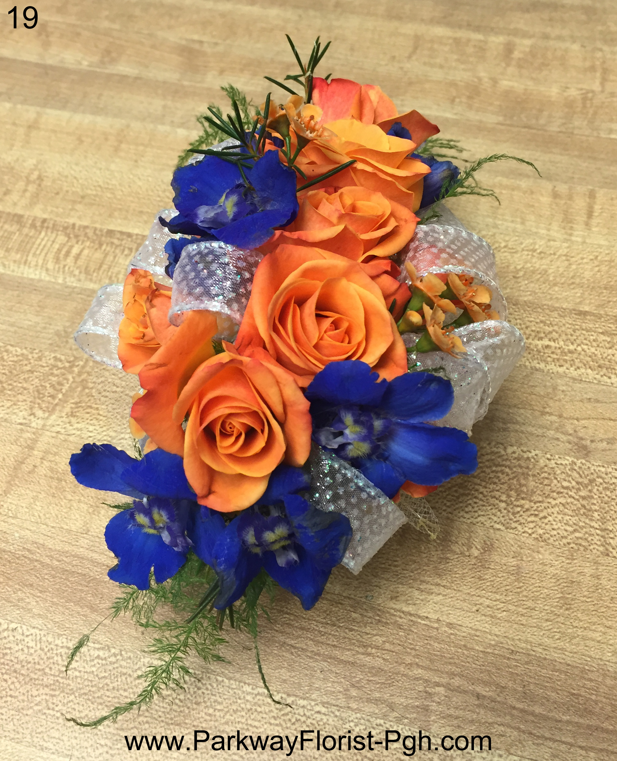 Prom flowers parkway florist pittsburgh blog advance ordering for prom flowers is required generally a minimum of 5 days in advance of your prom date izmirmasajfo Gallery